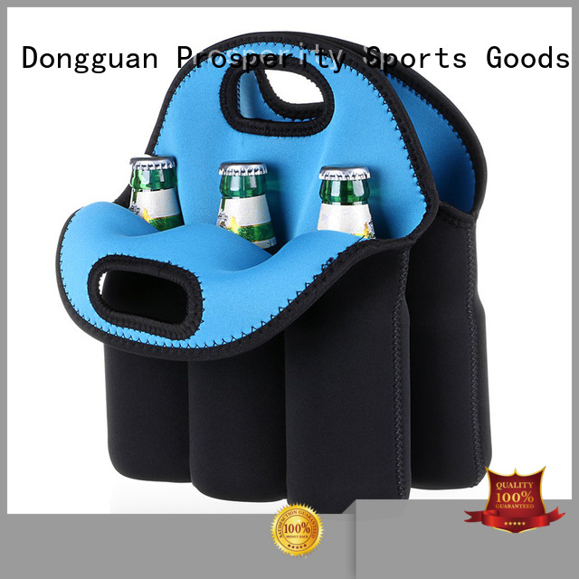 new style small neoprene bag with accessories pocket for hiking