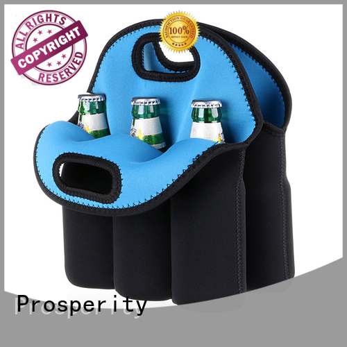 Prosperity wholesale neoprene bags carrying case for hiking