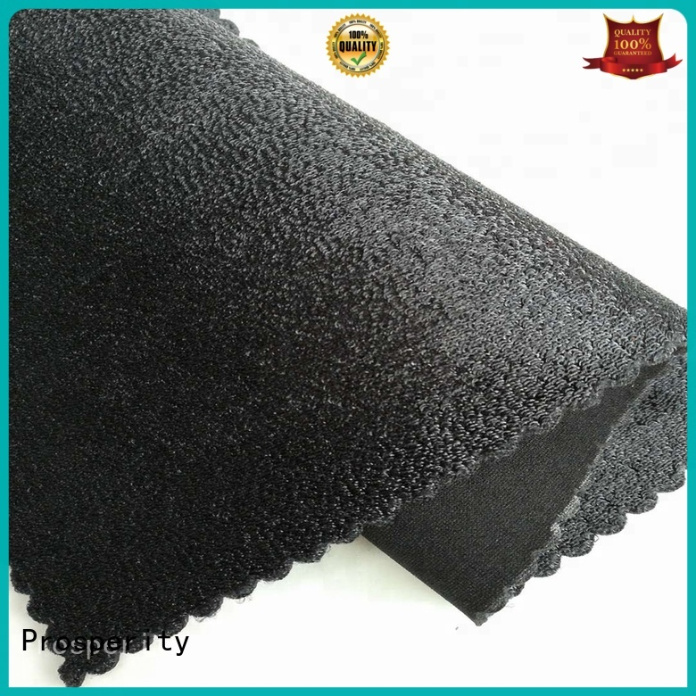 Prosperity breathable neoprene fabric wholesale supplier for medical protection