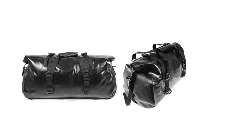 Waterproof Dry Duffel Bag TPU Dry Bag for Kayaking, Skiing, Travel