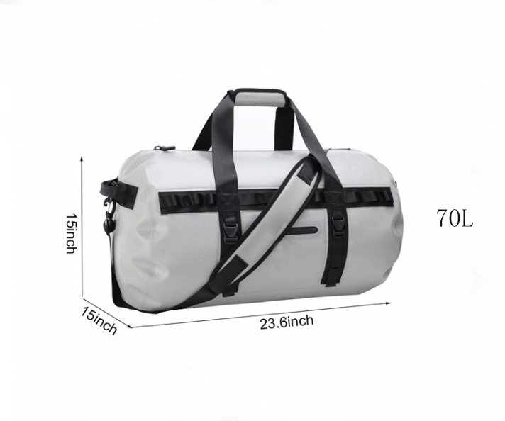 Prosperity dry pack bag with innovative transparent window design for rafting-5