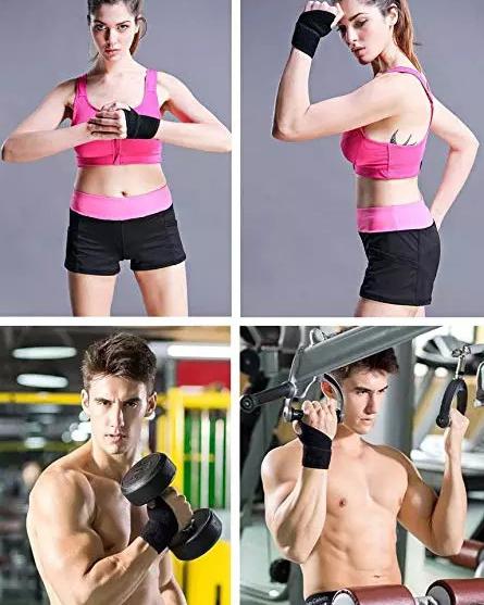 Prosperity knee support trainer belt for cross training