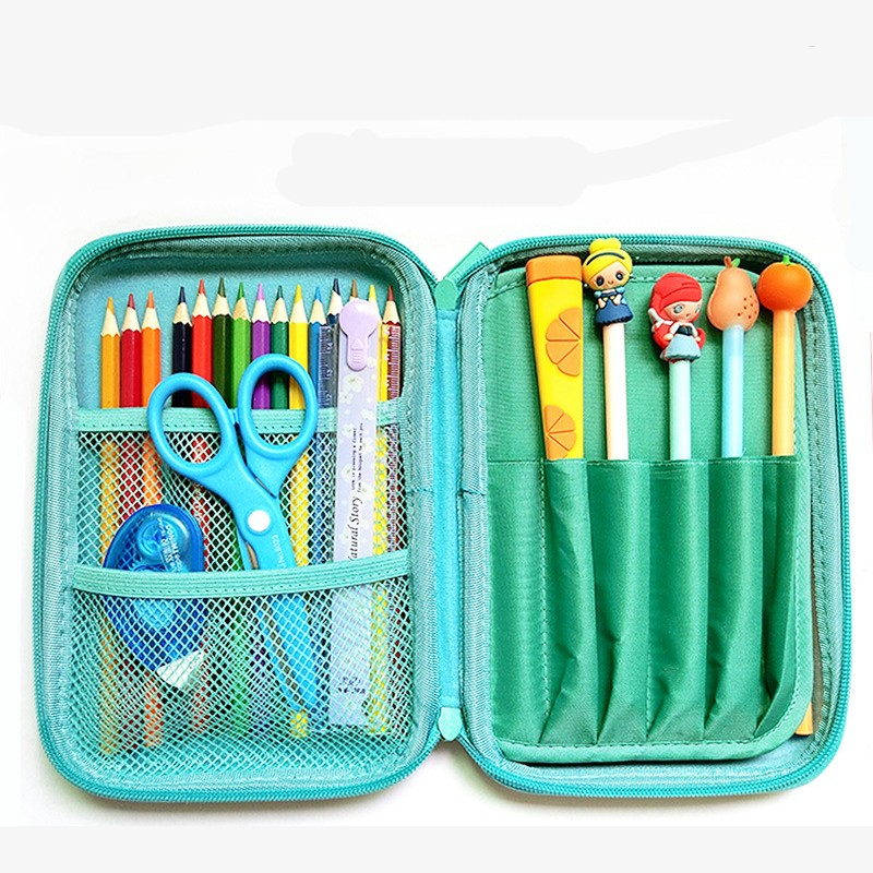 portable eva protective case with strap for pens-10