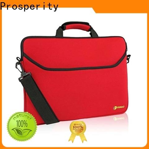 Prosperity customized neoprene tote bag factory for sale