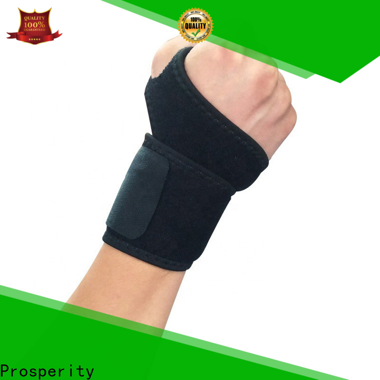 Prosperity sports back support brace supplier for powerlifting