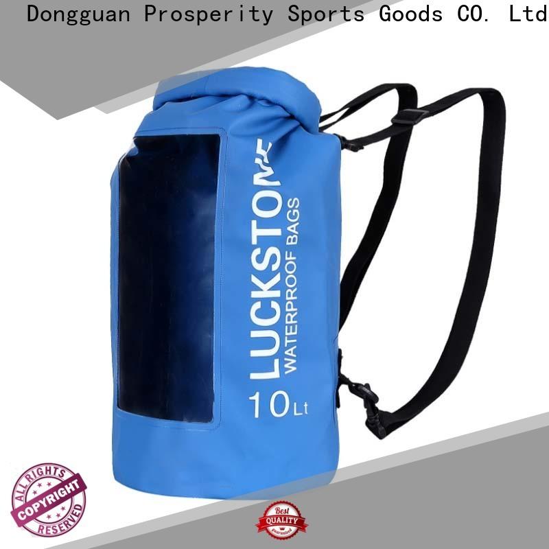 Prosperity custom 20l dry sack manufacturer for rafting