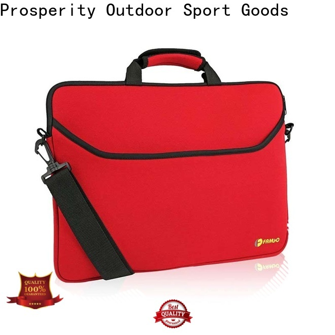 Prosperity bulk neoprene laptop case with handle manufacturer for sale