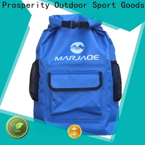 Prosperity waterproof stuff bags manufacturer for kayaking