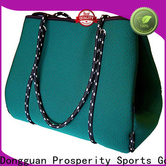 Prosperity neoprene bags vendor for hiking