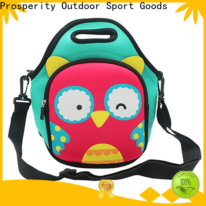 customized neoprene lunch box for sale for travel