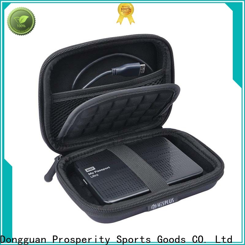 Prosperity headset carrying case distributor for brushes