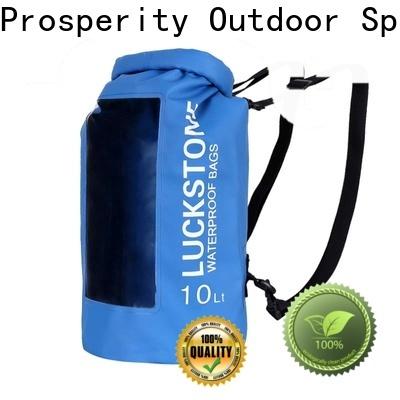 Prosperity outdoor waterproof gear bag wholesale open water swim buoy flotation device