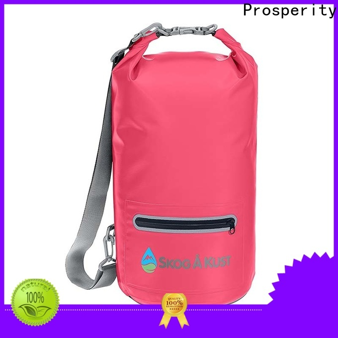 Prosperity sport best waterproof bag for kayaking for sale for kayaking