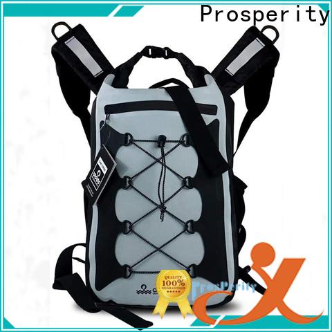 Prosperity custom waterproof bags india vendor for kayaking