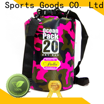Prosperity waterproof camping bags supplier for boating