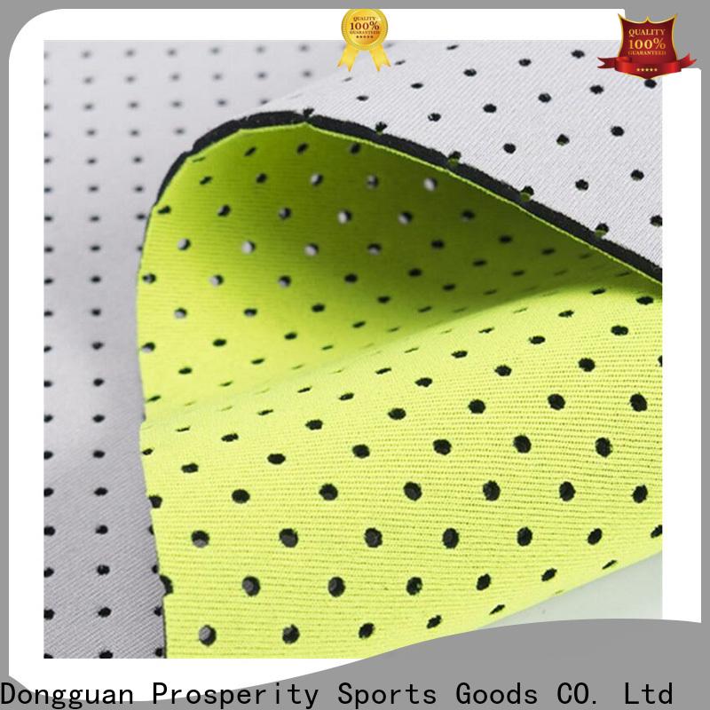 Prosperity custom neoprene rubber sheet distributor for knee support