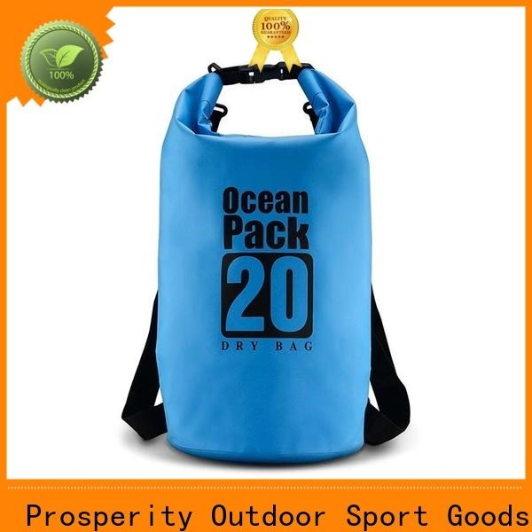 Prosperity small waterproof bag company for fishing