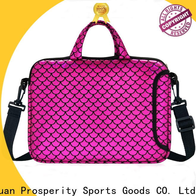 Prosperity neoprene lunch bag factory for travel