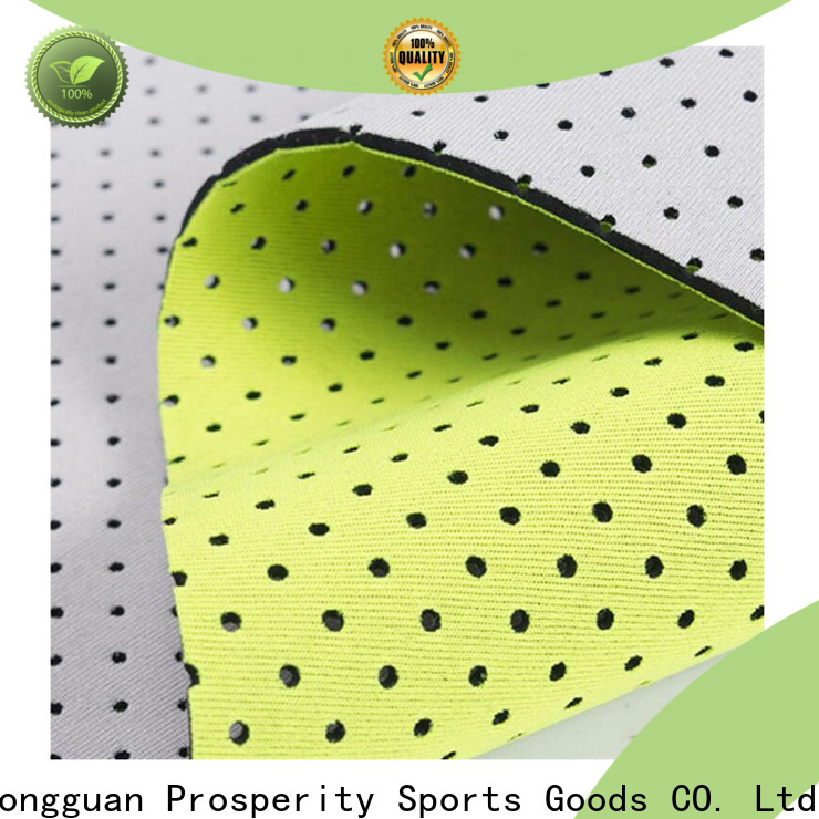 Prosperity buy neoprene fabric wholesale for medical protection
