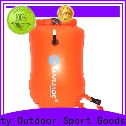 bulk 100 liter dry bag wholesale open water swim buoy flotation device