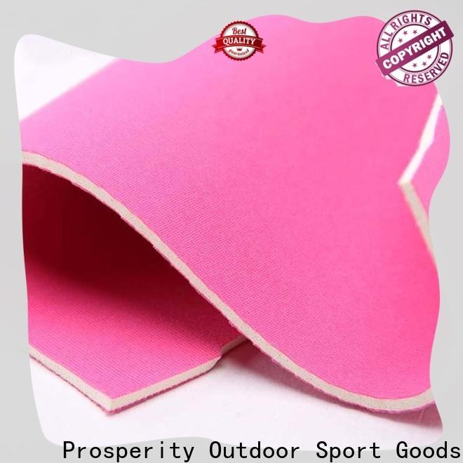 Prosperity bulk neoprene fabric sheets vendor for knee support