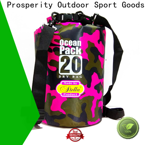Prosperity dry bag sizes vendor for rafting