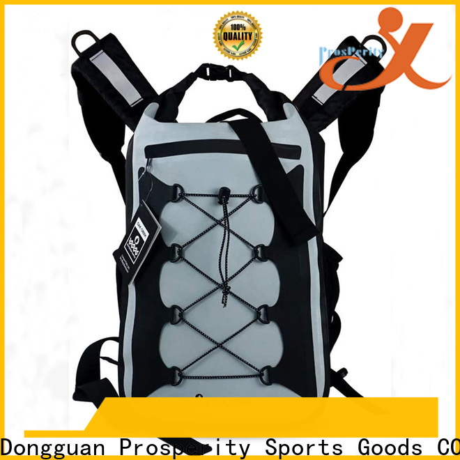 Prosperity outdoor 20 liter dry bag manufacturer open water swim buoy flotation device