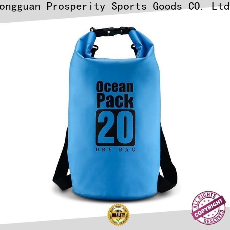 Prosperity water resistant bag manufacturer for kayaking