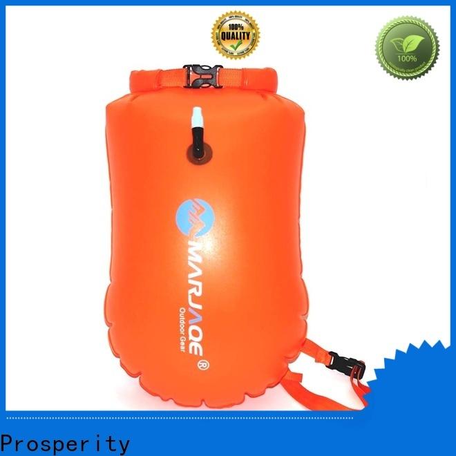 Prosperity waterproof stuff bags factory for kayaking