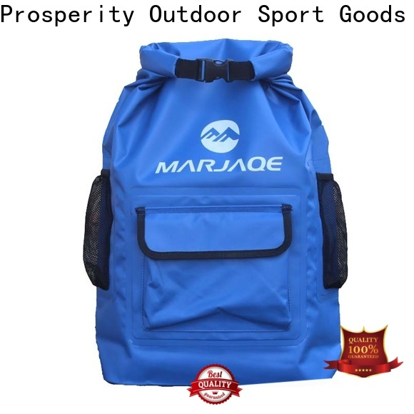 new 60l dry bag manufacturer open water swim buoy flotation device