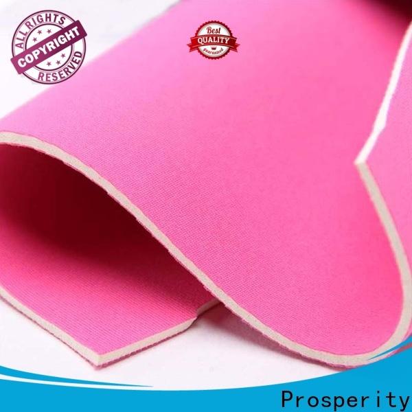 Prosperity best where to buy neoprene fabric supplier for bags