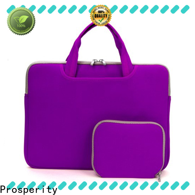 Prosperity custom small neoprene bag supplier for sale
