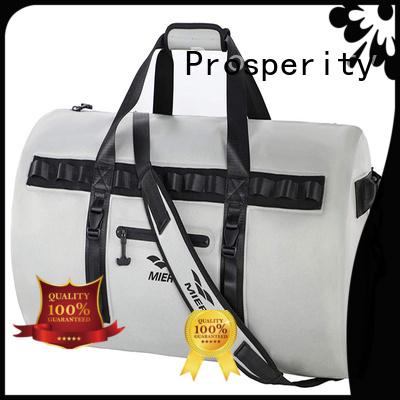 Prosperity dry bag sizes with adjustable shoulder strap for boating