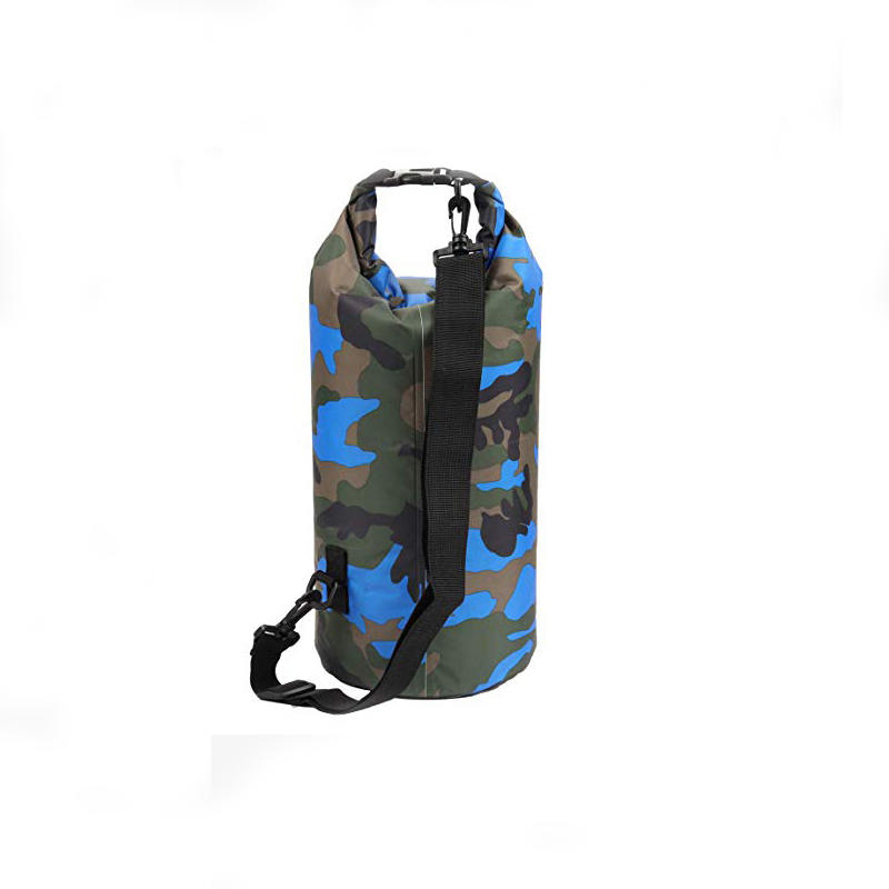 sport drybag with adjustable shoulder strap for fishing-2