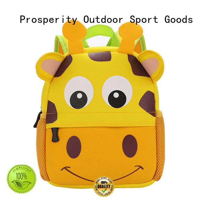 Prosperity bag neoprene water bottle holder for hiking