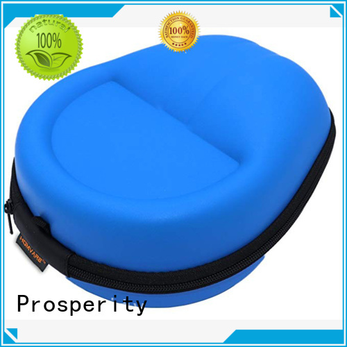 Prosperity protective eva hard case disk carrying case for pens
