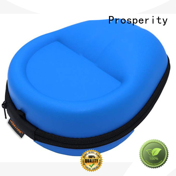 Prosperity eva protective case disk carrying case for brushes