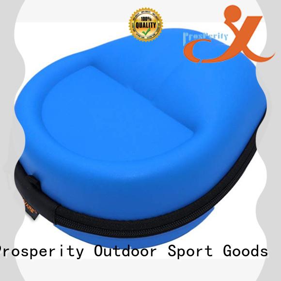 waterproof custom eva case with strap for gopro camera