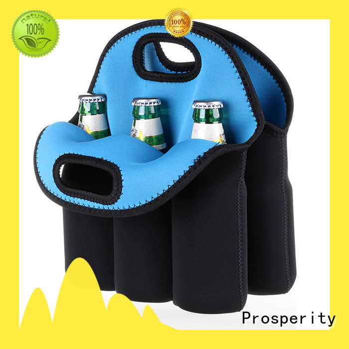 Prosperity large neoprene bag manufacturer carrying case for hiking