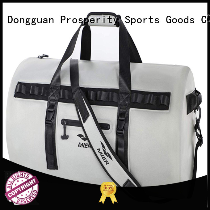 polyester best dry bag with innovative transparent window design for kayaking