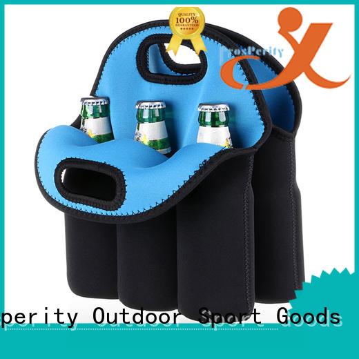 beer small neoprene bag water bottle holder for sale
