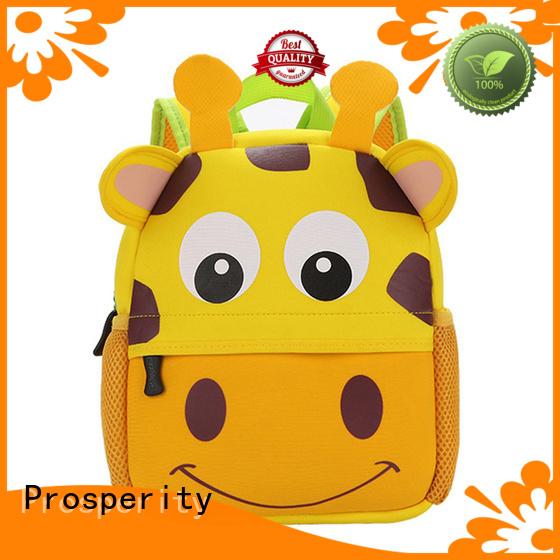 Prosperity neoprene travel bag carrying case for travel