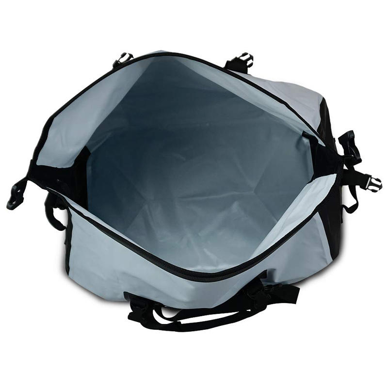 Prosperity dry pack bag with innovative transparent window design for rafting-3