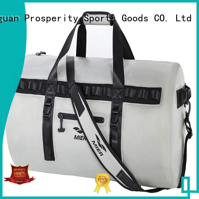 Prosperity heavy duty go outdoors dry bag with adjustable shoulder strap open water swim buoy flotation device