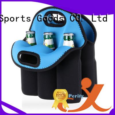 Prosperity small neoprene bag water bottle holder for travel