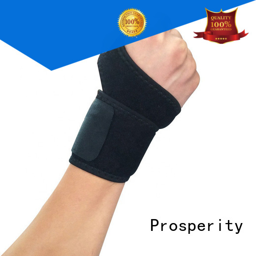 Adjustable Elastic Self-Heating Pressure  Neoprene Support Relief Pain from Tenosynovitis,  Carpal Tunnel, for Right and Left Hands