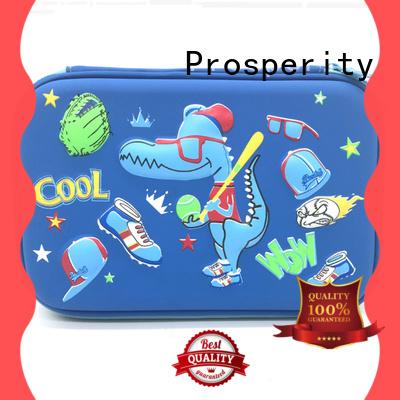 Prosperity shockproof eva hard case pencil box for brushes