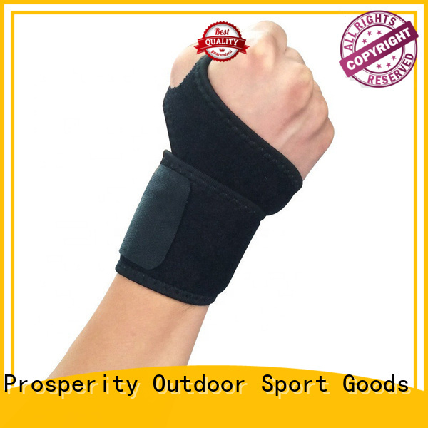 Prosperity double support sport pull straps for weightlifting
