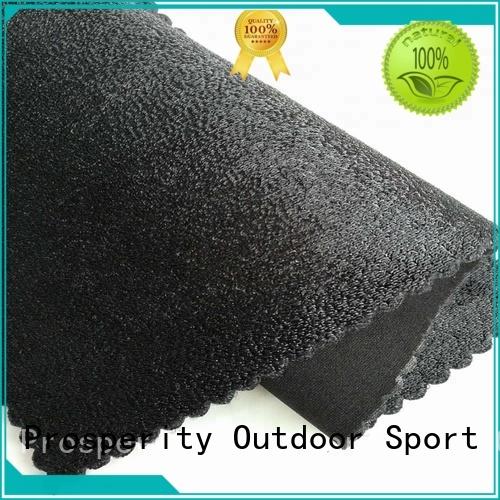 Prosperity new rubber sheet supplier for sport