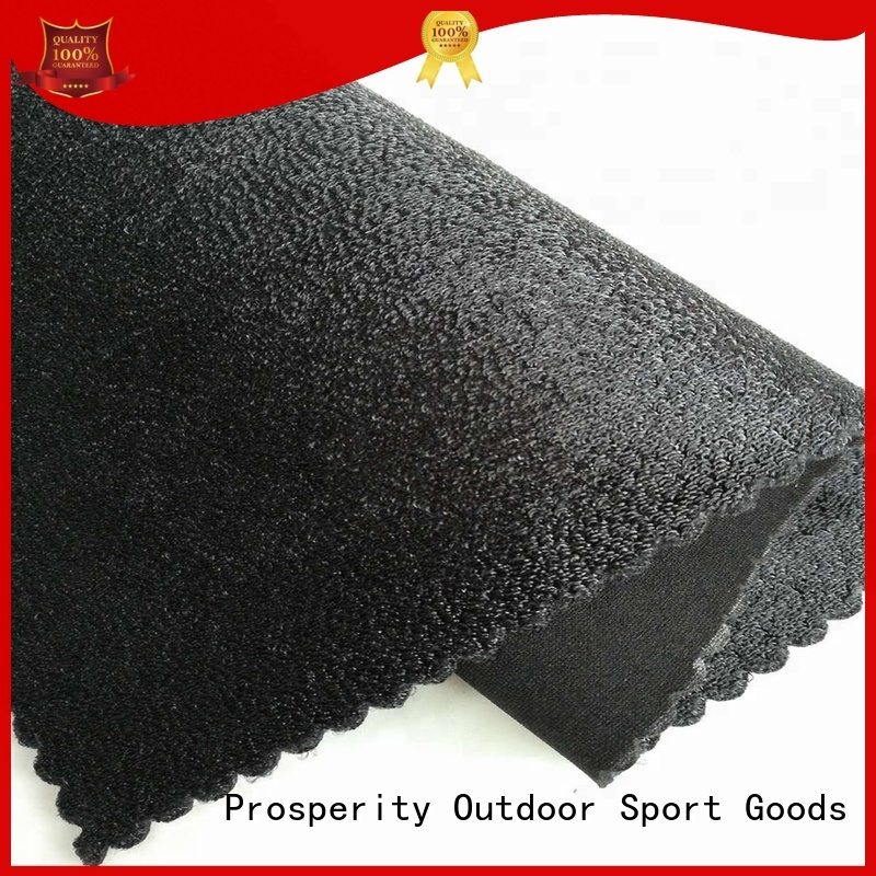 Prosperity neoprene fabric suppliers manufacturer for wetsuit